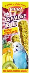 Panzi Bird trópusi gyümölcsös csemege rúd 2db