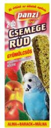 Panzi Bird gyümölcsös csemege rúd 2db