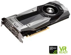 PNY GeForce GTX 1080 Founders Edition 8GB GDDR5X PCIe (VCGGTX10808PB-CG)