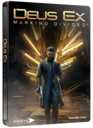 Square Enix Deus Ex Mankind Divided [Steelbook Edition] (PC)