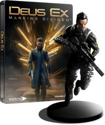 Square Enix Deus Ex Mankind Divided [Collector's Edition] (PS4)