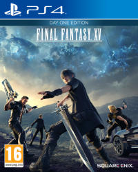 Square Enix Final Fantasy XV [Day One Edition] (PS4)