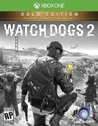 Ubisoft Watch Dogs 2 [Gold Edition] (Xbox One)