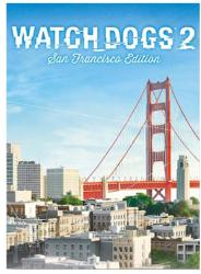 Ubisoft Watch Dogs 2 [San Francisco Edition] (PS4)
