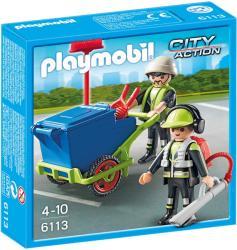 Playmobil Echipa De Salubritate (PM6113)