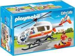 Playmobil Elicopter Medical De Urgenta (PM6686)