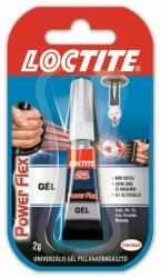 LOCTITE Super Bond Power Flex Gel univerzális pillanatragasztó 2g
