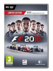 Codemasters F1 Formula 1 2016 [Limited Edition] (PC)