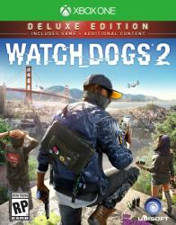 Ubisoft Watch Dogs 2 [Deluxe Edition] (Xbox One)