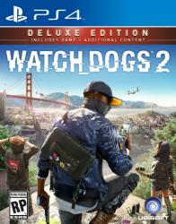 Ubisoft Watch Dogs 2 [Deluxe Edition] (PS4)