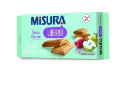 MiSURA Gluténmentes almás snack 160g