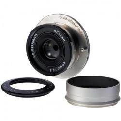Voigtländer VM 40mm f/2.8 Heliar