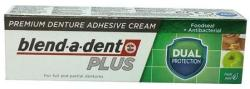 Blend-a-dent Plus Dual Protection műfogsorrögzítő krém 40g