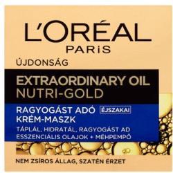 L'Oréal Extraordinary Oil Nutri-Gold krém-maszk 50ml