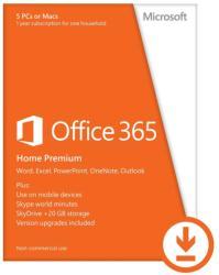 Microsoft Office 365 Home BGR 6GQ-00712