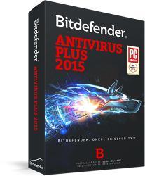 Bitdefender Antivirus Plus 2015 (5 PC, 3 Year) TL11013005