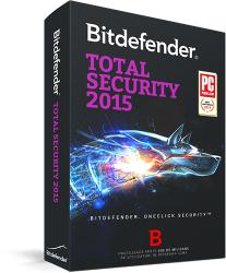 Bitdefender Total Security 2015 (5 PC, 2 Year) TL11052005
