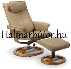 HALMAR Liberty - lábtartós relax fotel