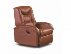 HALMAR Jeff - TV fotel,l nyitható lábtartóval