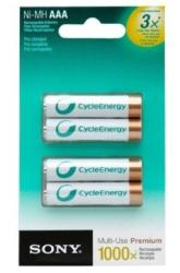 Sony AAA CycleEnergy 800mAh (4)