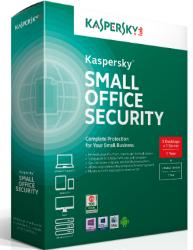 Kaspersky Small Office Security 4 (25-49 User, 3 Year) KL4532OAPTE