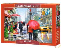 Castorland New York Cafe 2000 db-os (C-200542)