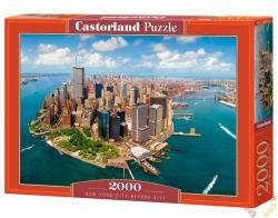 Castorland New York City 2000 db-os (C-200573)