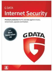 G DATA Internet Security Renewal (10 PC, 3 Year) C1002RNW36010