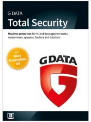 G DATA Total Protection (1 PC, 3 Year) C1003ESD36001