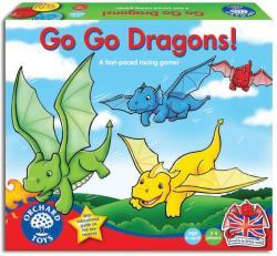 Orchard Toys Intrecerea dragonilor - Joc de societate