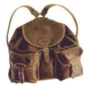 AKAH Moose leather rucksack 50x60cm 61317000