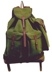 AKAH Rucksack for mountaineers 55x60 cm 61302000