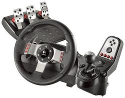 Logitech G27 Racing Wheel (941-000092)