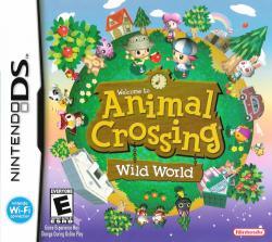 Nintendo Animal Crossing Wild World (Nintendo DS)