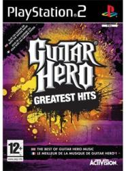 Activision Guitar Hero Greatest Hits (PS2)