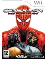 Activision Spider-Man Web of Shadows (Wii)
