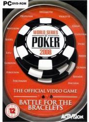 Activision World Series of Poker 2008 Battle for the Bracelets (PC)