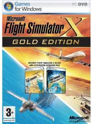 Microsoft Flight Simulator X [Gold Edition] (PC)