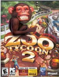 Microsoft Zoo Tycoon 2 (PC)