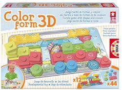 Educa Szín és forma 3D puzzle