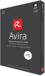 Avira Ultimate Protection Suite Renewal (1 PC, 1 Year) AUPS0/02/012/1PC/RL