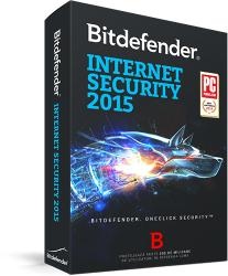 Bitdefender Internet Security 2015 (1 PC, 3 Year) TL11033001