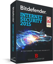 Bitdefender Internet Security 2015 (10 PC, 3 Year) TL11033010
