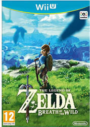 Nintendo The Legend of Zelda Breath of the Wild (Wii U)