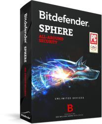 Bitdefender Sphere (3 PC, 1 Year) TL11601000