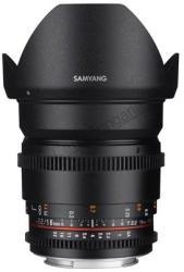 Samyang 16mm T2.2 VDSLR ED AS UMC CS II (Samsung)