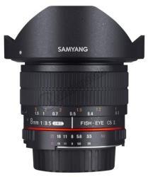 Samyang 8mm F/3.5 UMC Fish-Eye CS II (Samsung)
