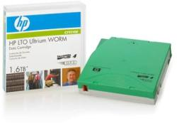 HP LTO4 Ultrium WORM 1.6TB Custom Label Data Cartridge 20 Pack (C7974WL)