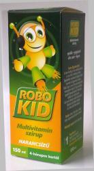 RoboKid Multivitamin szirup - 150ml