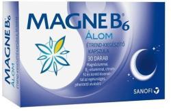 Sanofi Magne B6 Álom kapszula - 30 db